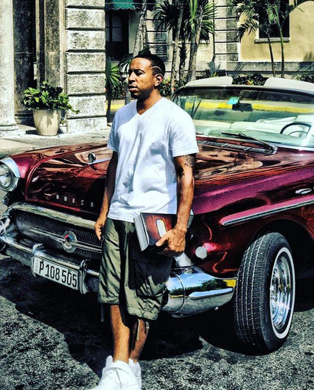 Ludacris, Cuba