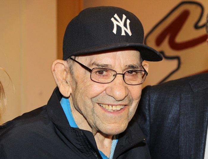 Yogi Berra, muere a los 90