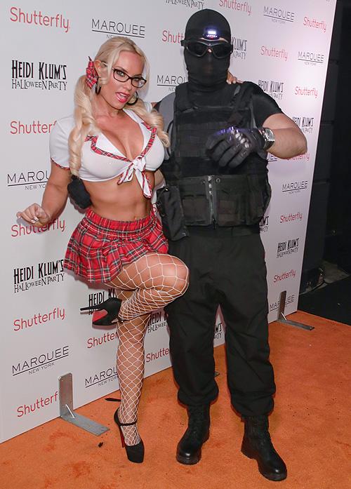 Ice-T, Coco, Halloween