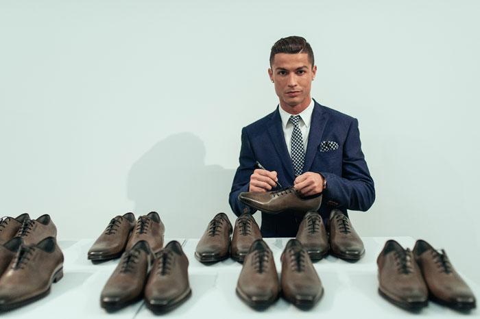 Cristiano Ronaldo, Miralos