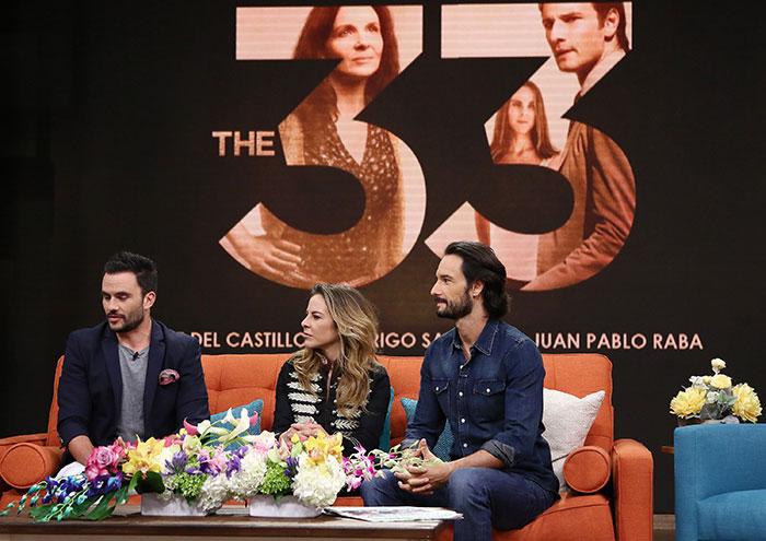 Miralos, Kate del Castillo, Rodrigo Santoro, Juan Pablo Saba