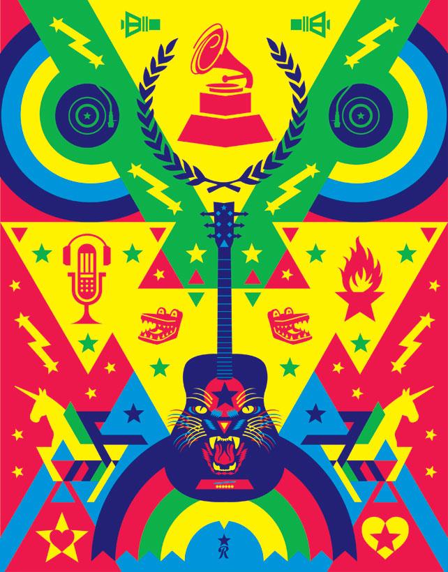 Afiche del Latin Grammy