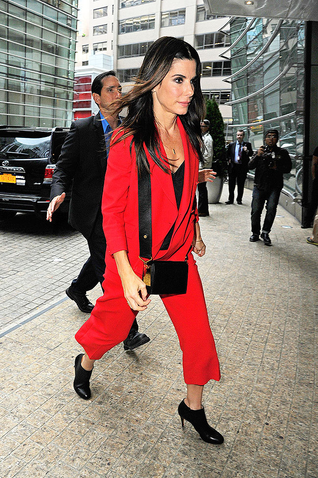 Sandra Bullock, Míralos