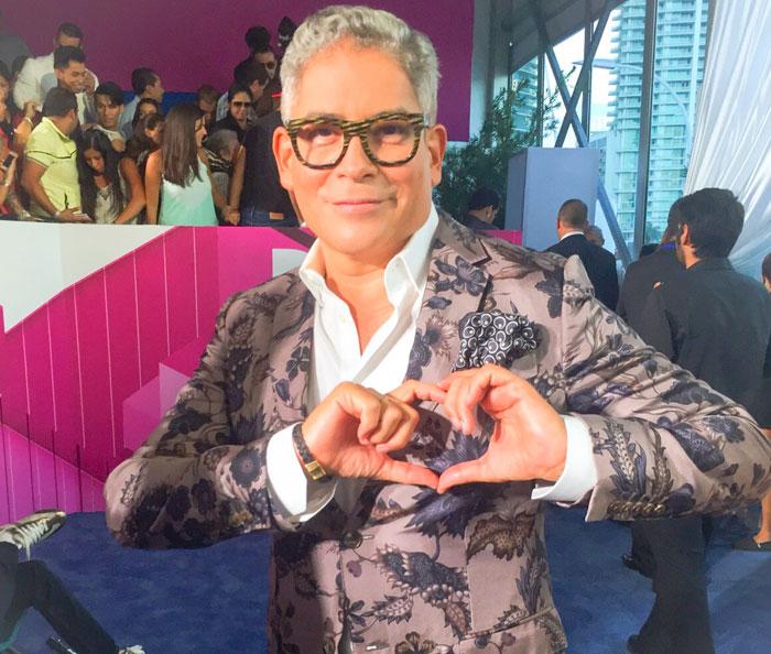 Boris Izaguirre, Gala I Love Venezuela