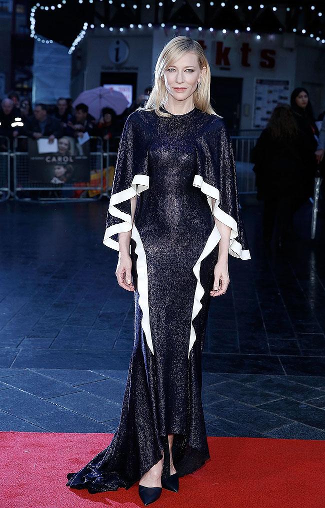 Cate Blanchett, look del día