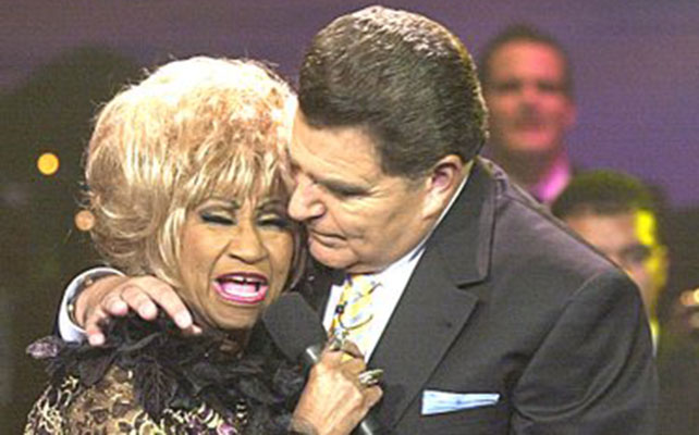 Celia Cruz, Don Francisco