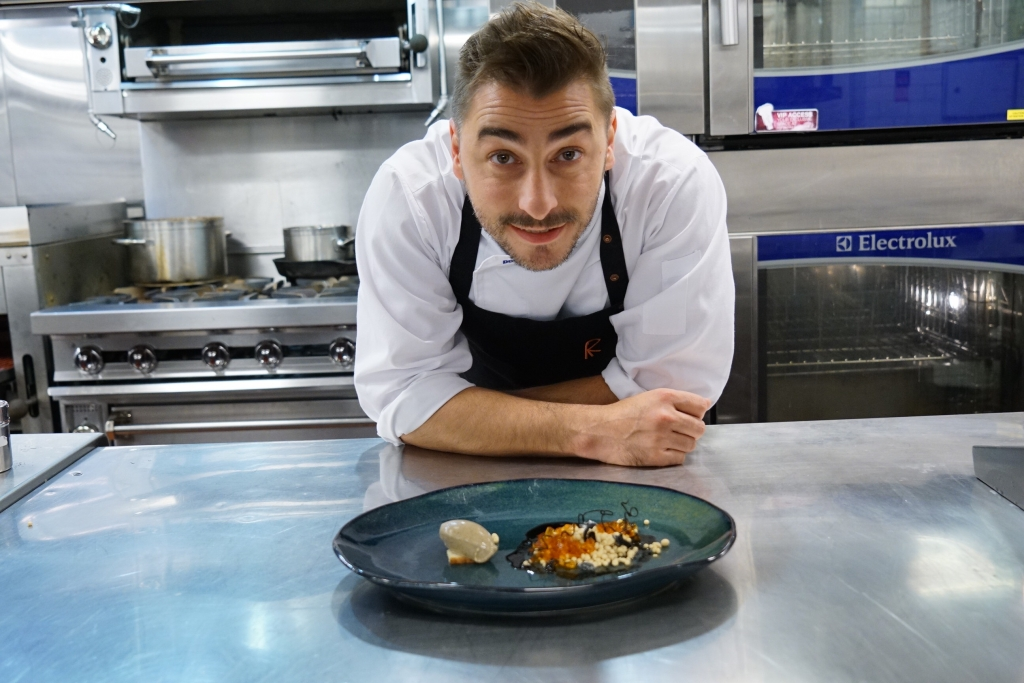 Chef Jordi Roca