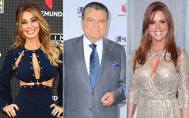 Myrka Dellanos, Don Francisco, María Celeste