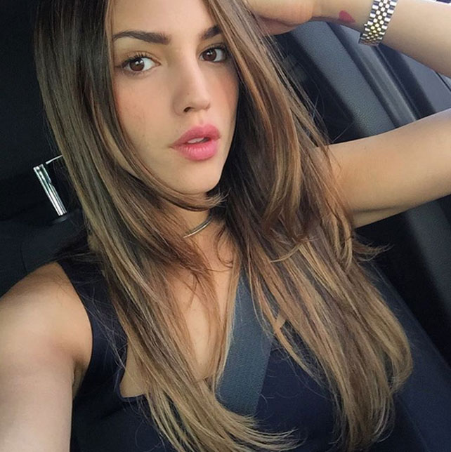 Latinos TV, Eiza González