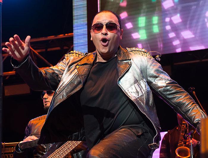 Megatón Mundial de Polito Vega, Madison Square Garden, Nueva York, Elvis Crespo