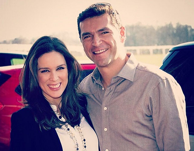 Jacky Bracamontes y esposo para articulo