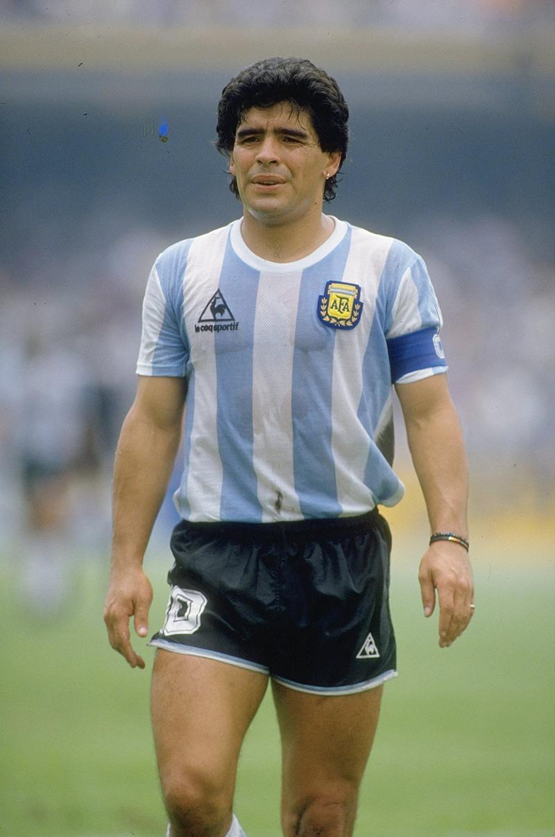 Maradona, 10 cosas