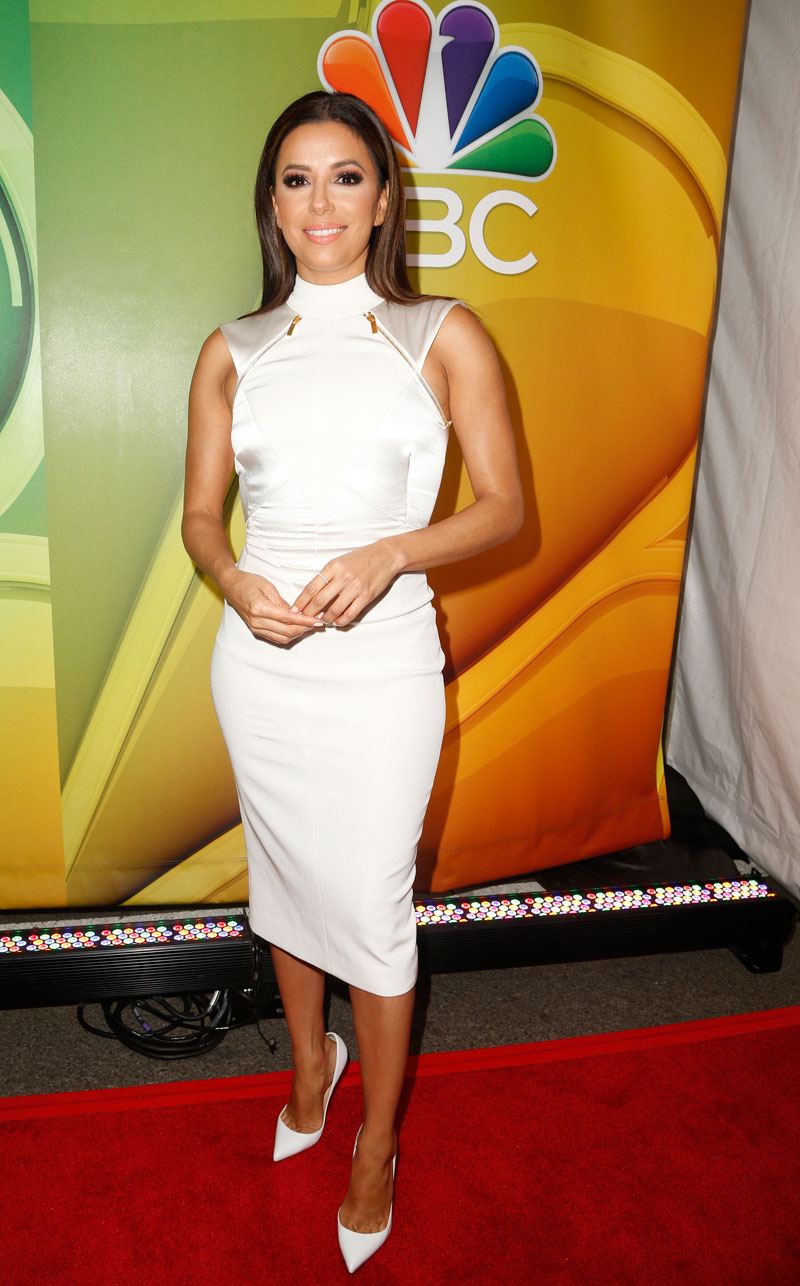 Latinos TV, Eva Longoria