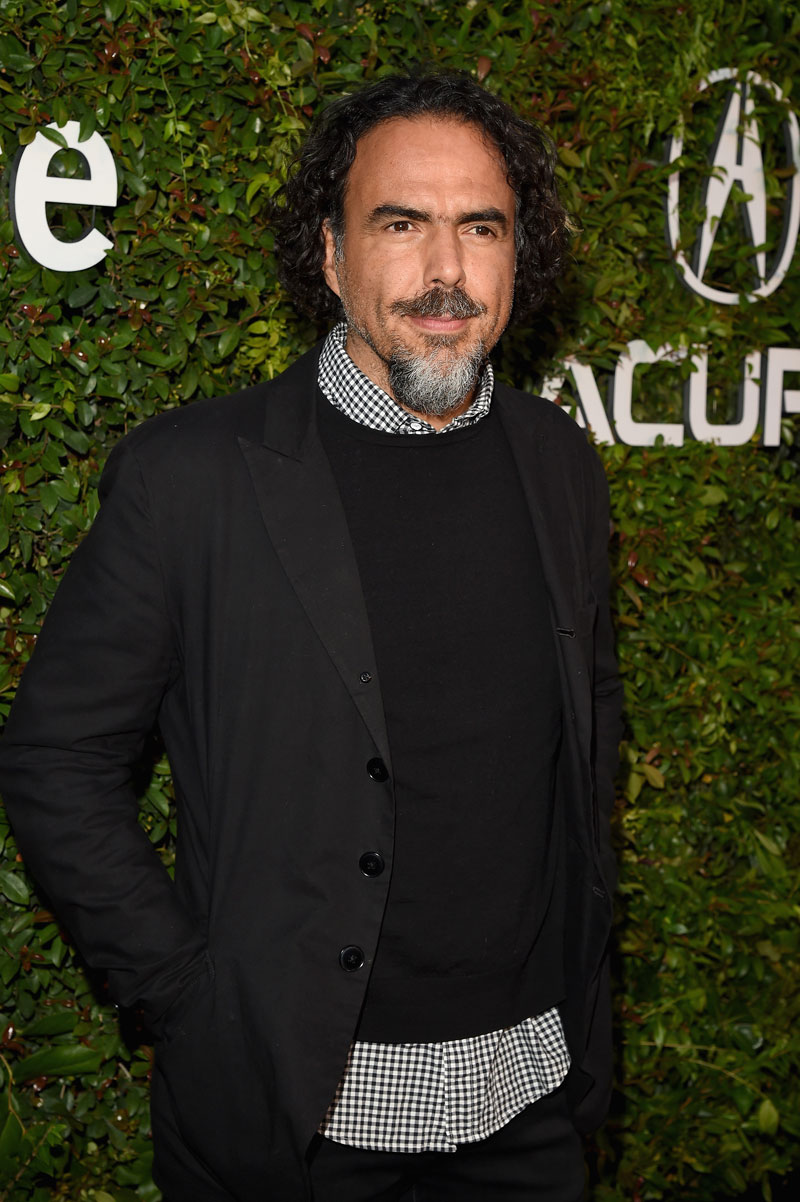 50 más influyentes 2015, Alejandro González Iñárritu