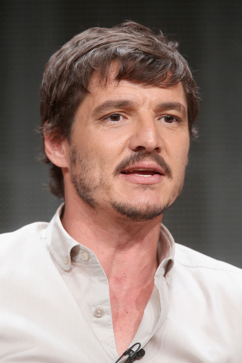Latinos TV, Pedro Pascal