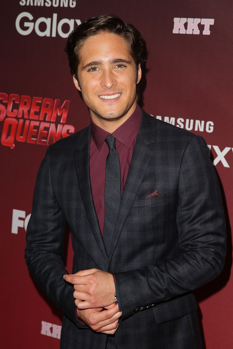 Latinos TV, Diego Boneta