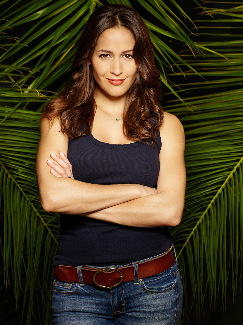 Latinos TV, Jaina Lee Ortiz