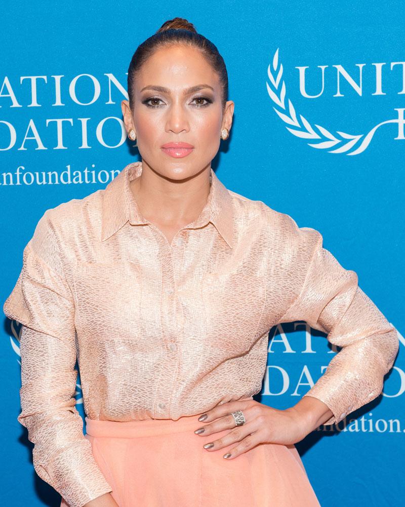 50 más influyentes 2015, Jennifer López