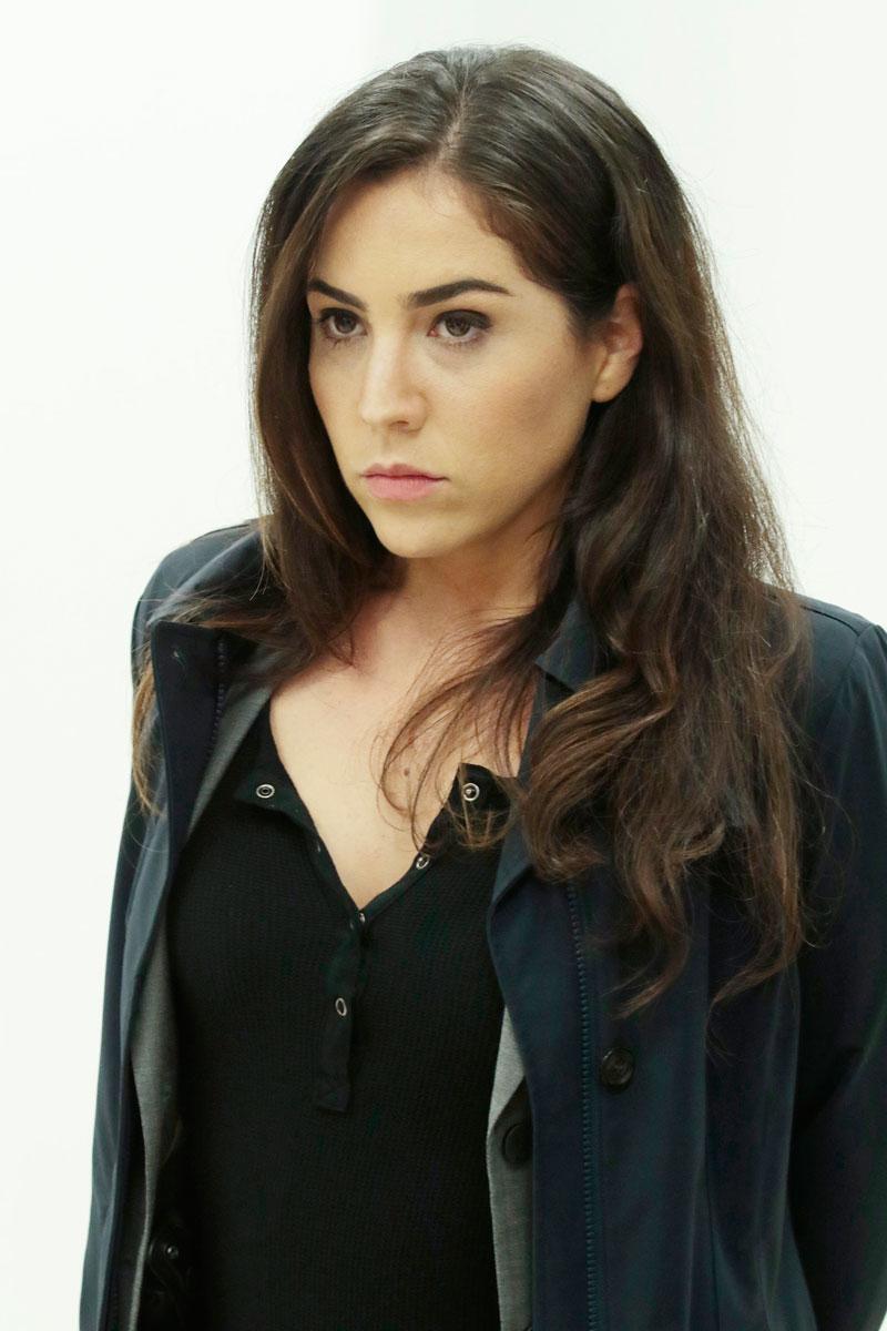 Latinos TV, Audrey Esparza