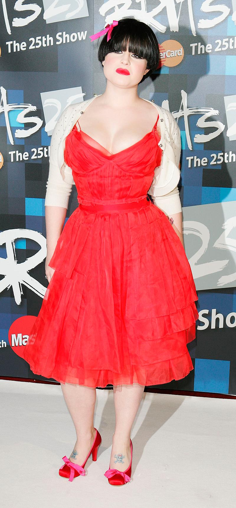 Kelly Osbourne, evolución