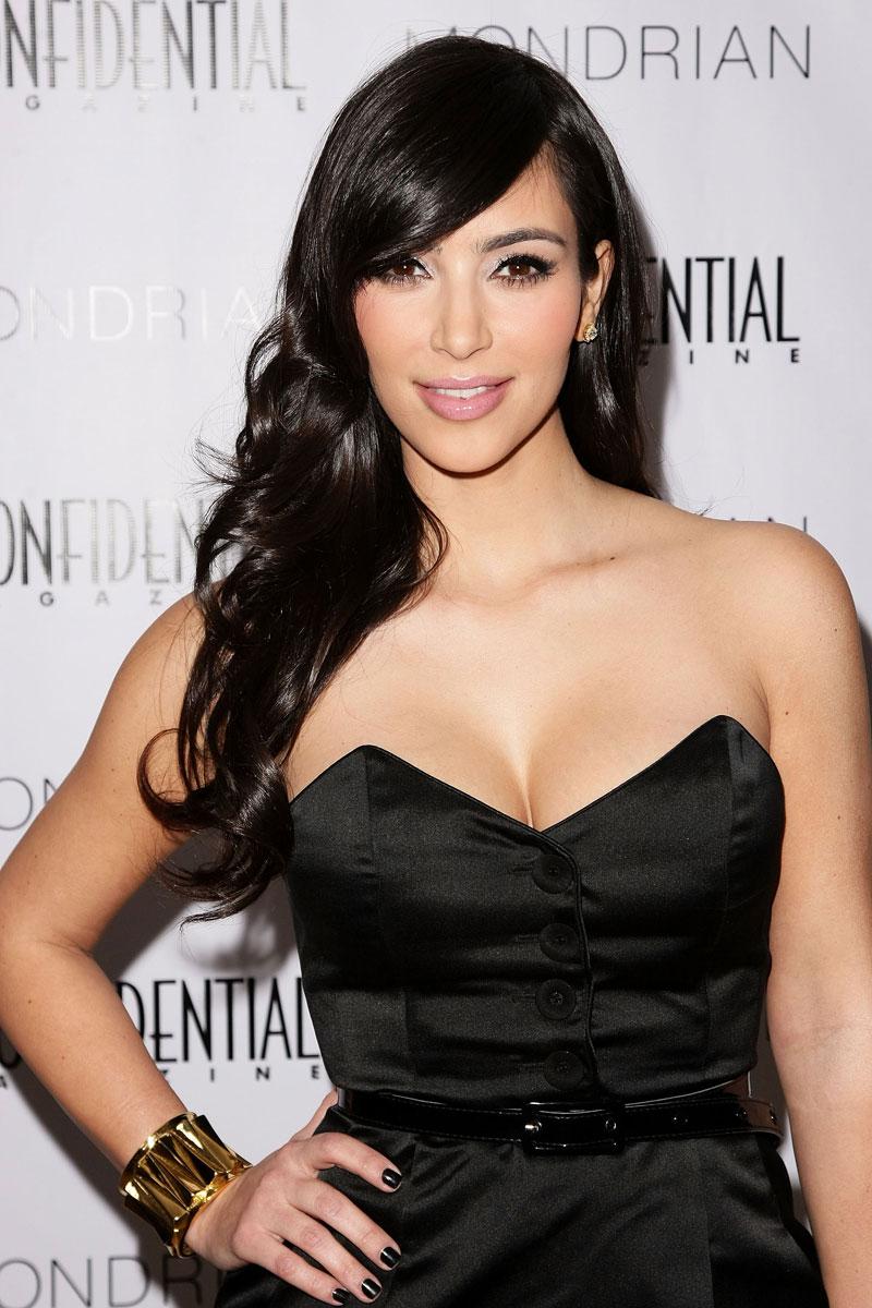 Kim Kardashian, su evolución