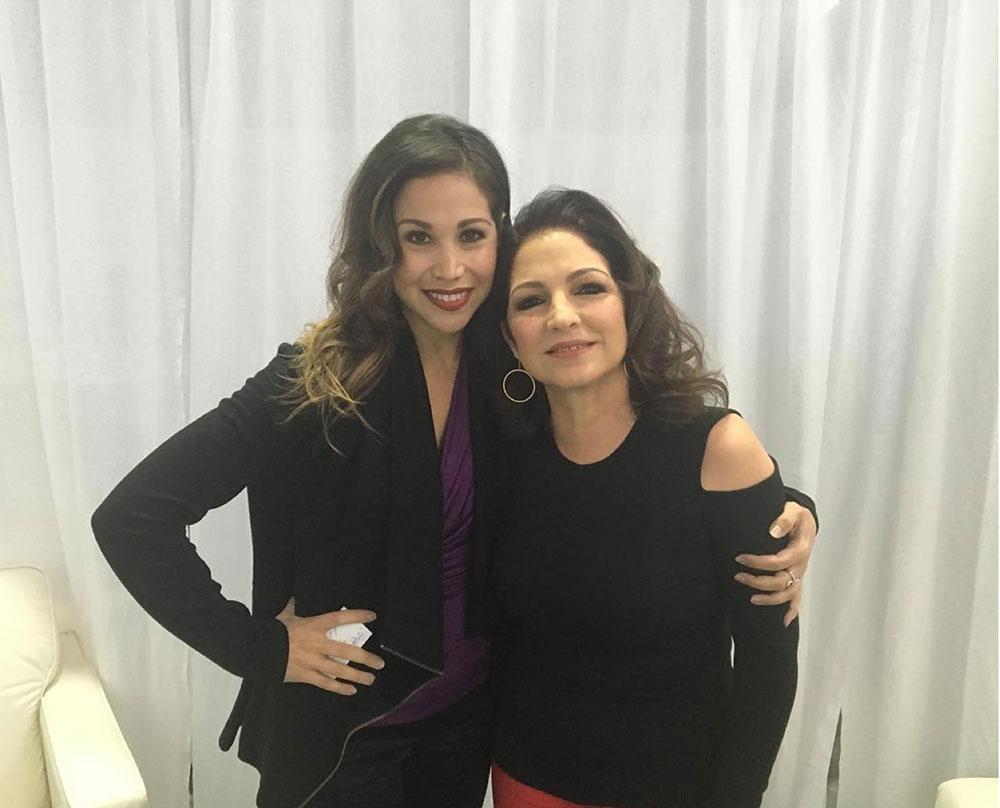 Gloria Estefan, Bianca Marroquín