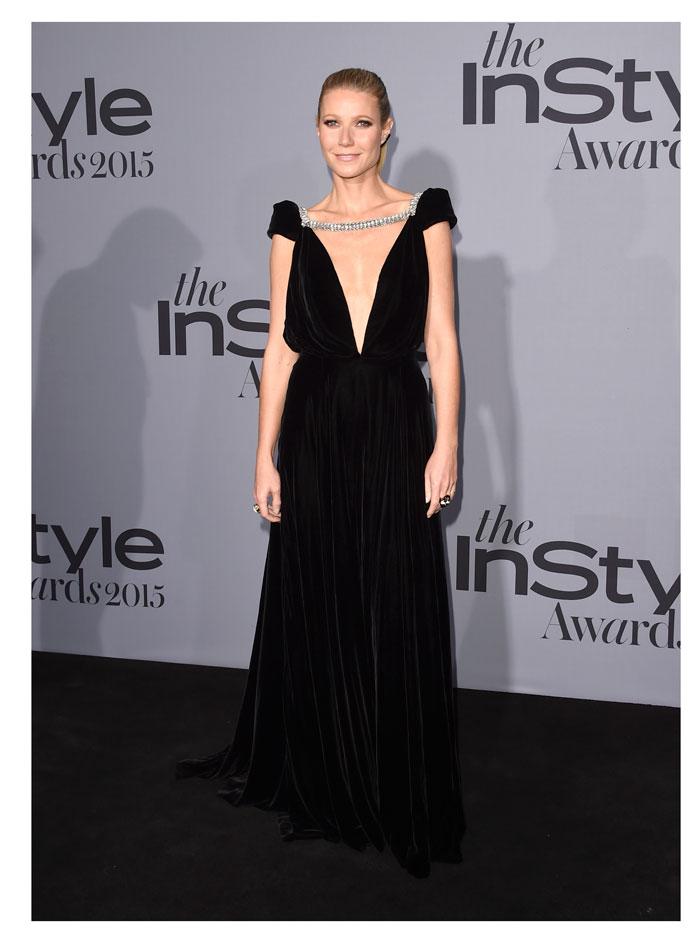 Gywneth Paltrow, Instyle Awards