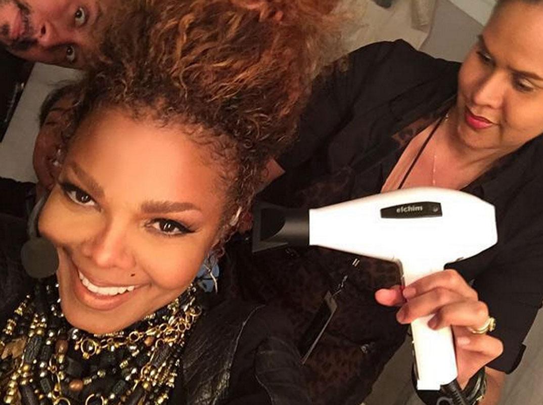 Instagram, Janet Jackson