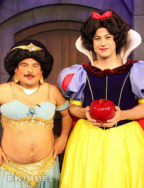 Jimmy Kimmel, Guillermo, Halloween