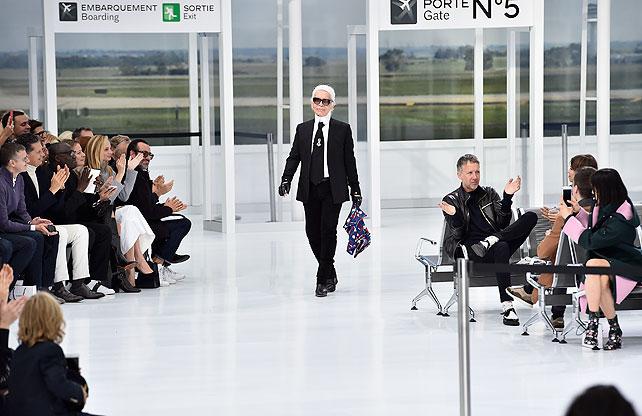 Karla Lagerfeld, Chanel
