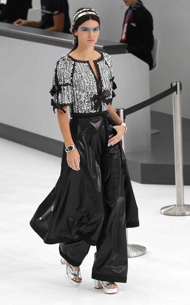 Kendall Jenner, desfile Chanel