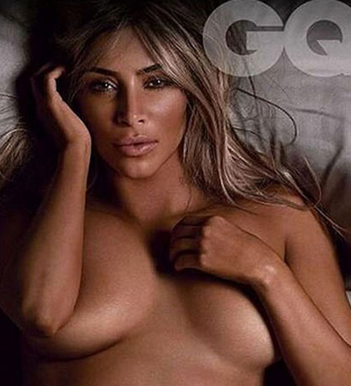 Escandalos de las Kardashian, Kim Kardashian