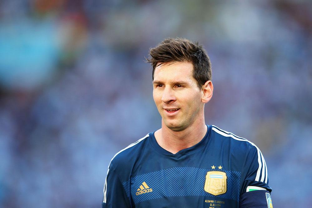 Lionel Messi, Los 50 Más influyentes 2015