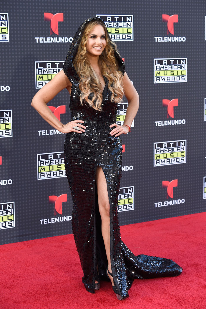 Latin American Music Awards 2015, Lucero