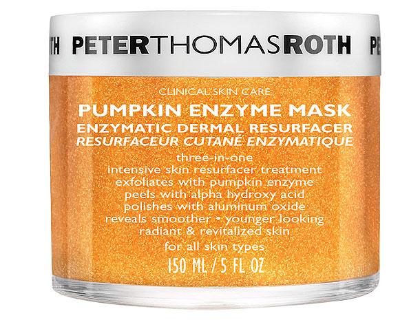 Revive tu piel, productos con pumpkin