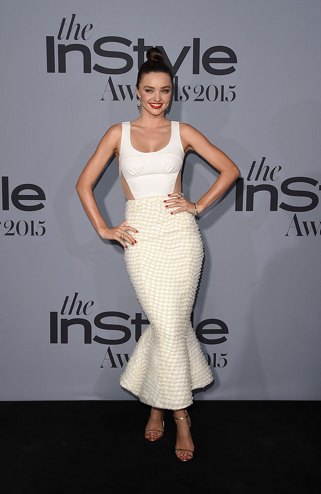 Miranda Kerr, Instyle Awards