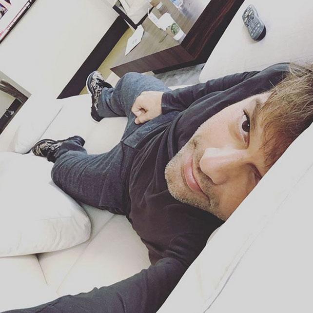 Instagram, Ricky Martin