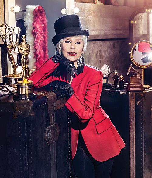 Rita Moreno, 50 más bellos, 2014