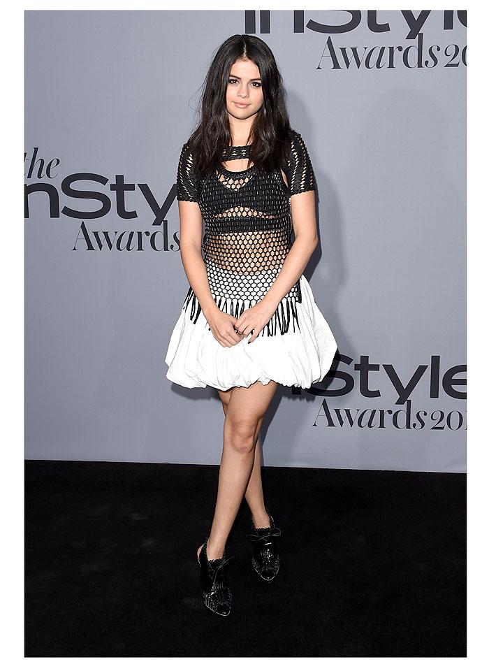 Selena Gómez, Instyle Awards