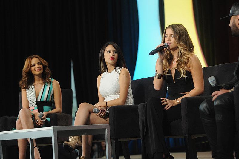 Leslie Grace, Jasmine V, Sofía Reyes