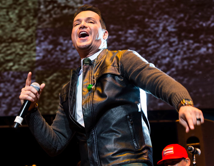 Megatón Mundial de Polito Vega, Madison Square Garden, Nueva York, Víctor Manuelle