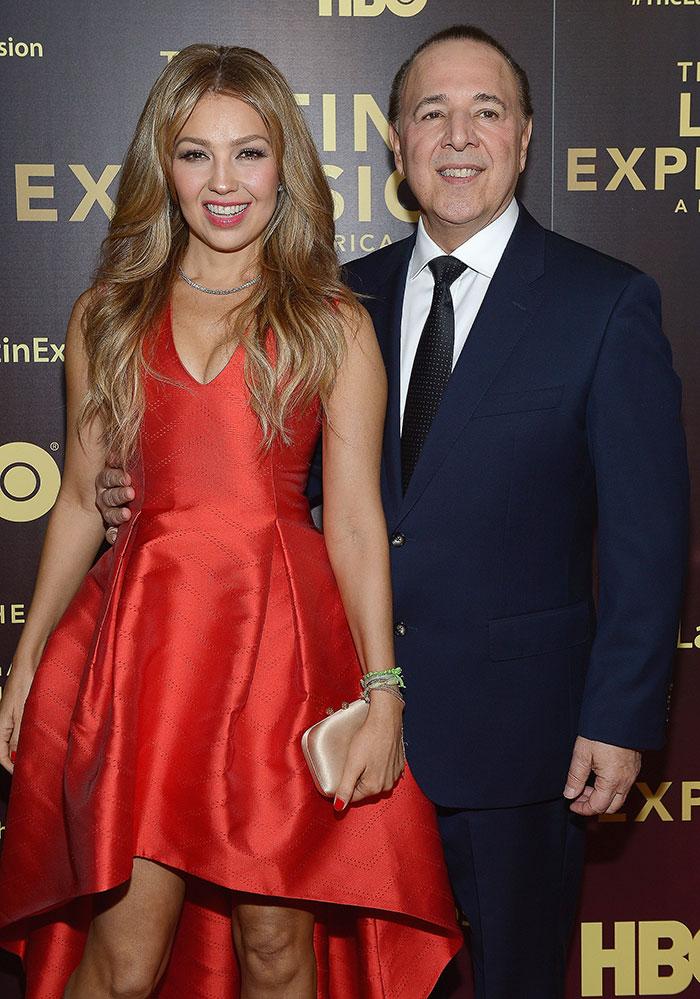 The Latin Explosion, HBO, Tommy Mottola, Thalia