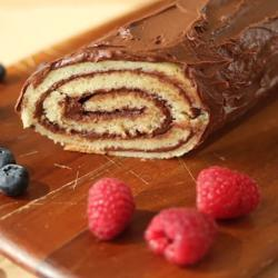 Betún de chocolate con mantequilla