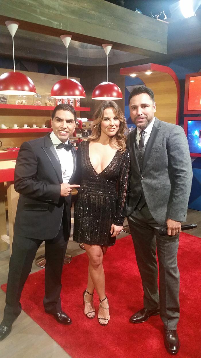 Premios de la Radio, PIOLIN, KATE DEL CASTILLO Y OSCAR DE LA HOYA
