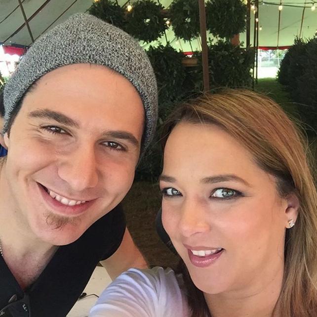 Instagram, Adamari López & Chef James