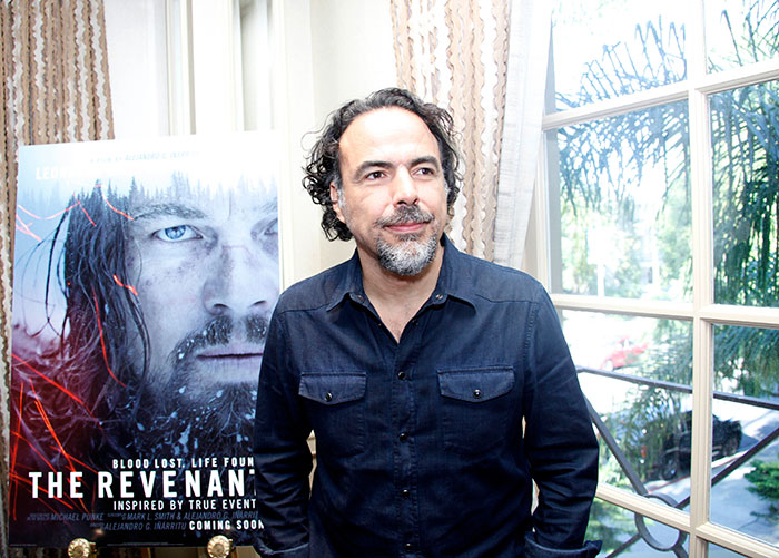 Miralos, Alejandro González Iñárritu