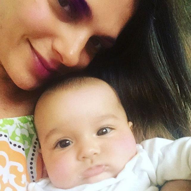 Bebés en Instagram, Bárbara Bermudo