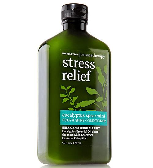 Body Wash, stress