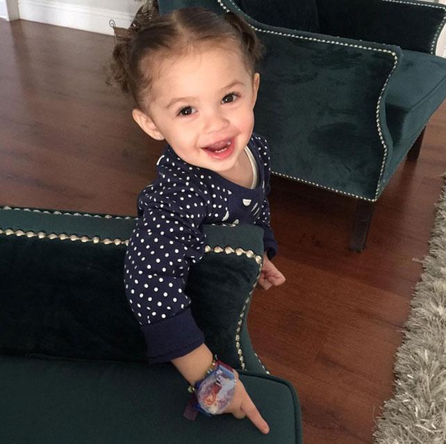 Bebés en Instagram, Dalary Hernández