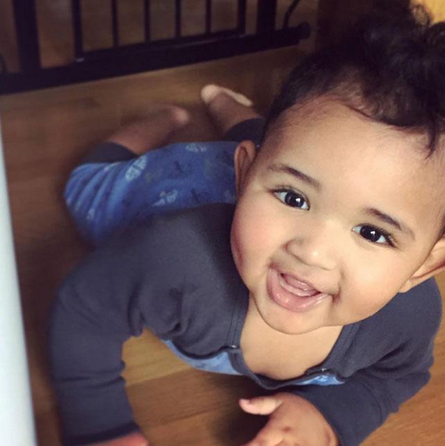 Bebés en Instagram, Amelia Vega